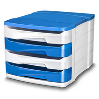 CEP Pro Gloss Drawer Set Blue 394G