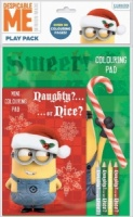 Despicable Me Minions Xmas Play Pack