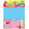 40 Sheets A5 Assorted Pastel Colour Card