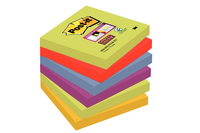 Post-it Super Sticky Notes 76x76mm Marrakesh Pack of 6 654-6SS-MAR-EU