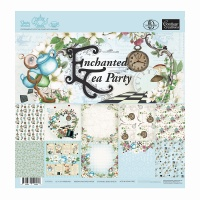 Enchanted Tea Party 12x12 Paper Pad 24 sheets