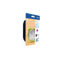 Brother LC125XLM Magenta Ink MFC J4510DW 1200 PAGES BA71395
