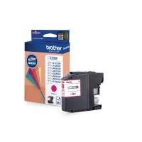 Brother LC223 Inkjet Cartridge (Magenta) 550 Page Yield BA73591