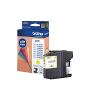 Brother LC223 Inkjet Cartridge (Yellow) 550 Page Yield BA73592