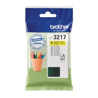 Brother Yellow Standard Yield Inkjet Cartridge LC3217Y BA76214