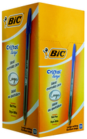 Bic Cristal Pen Large 1.6mm Blue 880656
