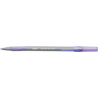 Bic Purple Stic Grip Class Pack Pk 40