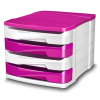 CEP Pro Gloss Drawer Set Pink 394Bi