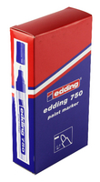 Edding 750 Paint Marker Opaque Bullet Tip Red 750-002
