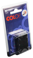 Colop E/30 Replacement Pad Black E30Black Pk 2