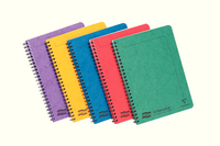 Europa Notemaker A5 Sidebound Assorted Pk10 A