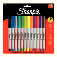 Sharpie Assorted Fine Marker Pens 2 S0811070