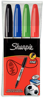 Sharpie Assorted Permanent Markers Fine  S0810970