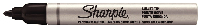 Sharpie Metal Permanent Marker Small Bullet Tip Black S0945720