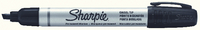 Sharpie Metal Permanent Marker Small Chisel Tip Black S0945770