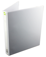 Q-Connect Presentation 4D-Ring Binder 16mm A4 White (Pk 6) KF01324Q