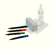 Q-Connect Economy Whiteboard Starter Kit KF10690