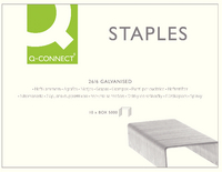 Q-Connect Staples 26/6 (Pk 5000) KF27001