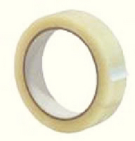 Q-Connect Easy Tear Polypropylene Tape 19mmx66m (Pk 8)