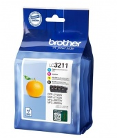 BROTHER LC3211 VALUE PACK LC3211VAL