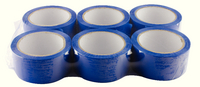 Polypropylene Tape 50mm X66m Blue 62050663