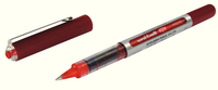 Uni-Ball Eye Micro Rollerball Pen 0.2mm Line Red UB150 9000502