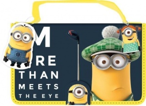 Despicable Me Minions Colouring Bag  - More Than Meets The Eye