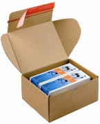 Colompac Postal Box (Despatch Boxes) 305 x 210 x 91mm Pk of 20