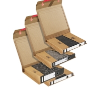 Colompac Folder Postal Wrap (Ring Binder Boxes) 320 x 290 x 80mm Pk of 20