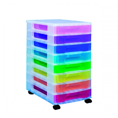 Really Useful Clr 8 Drawer Storage Tower