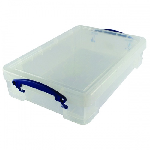 Really Useful Clear 4L Storage Box