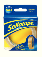 Sellotape Golden Tape 24mmx33m 1443254