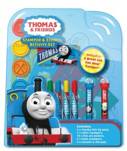 Thomas & Friends Stamper & Stencil Set