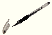 Gel Pen Black WX21716 (Pack of 10)