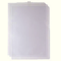 Whitebox Cut Flush Folder A4 (Pk 100) WX24002