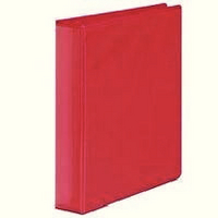 Presentation 4D-Ring Binder 50mm Red WX47658 (PK10)
