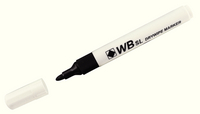 Whiteboard Marker Bullet Tip Assorted Pk 4 WX98005