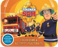 Fireman Sam Activity Placemats