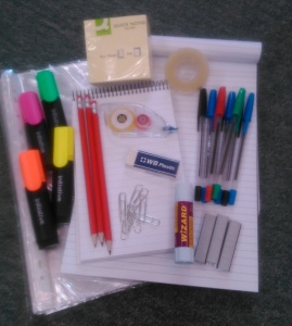 Stationery Ecomony Essentials Top Up Bundle