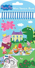Peppa Pig Mini Sketch Book Set