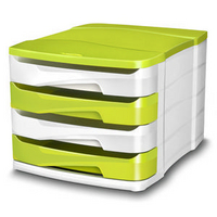 CEP Pro Gloss Drawer Set Green 394Bi