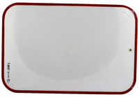 Bic Velleda Dry Wipe Board 300x440mm Red 230 812105