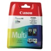 Canon PG-540 Colour Inkjet Cartridge for use with the Canon-540 and CL-541 ranges. Page yield - up to 180 pages. OEM Ref - 5225B006. CO57262