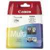 Canon PG-540XL/CL-541XL Inkjet Cartridges Twin Pack 5222B013 CO63078
