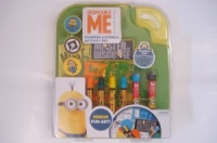 Despicable Me Minions Stamper and Stencil Set