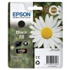 Epson Daisy 18 Series T1801 Black Ink Cartridge (Yield 175 Pages) RS Blister for Expression Home XP-102 Inkjet Printer EP18014