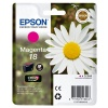 Epson Daisy 18 Series T1803 Magenta Ink Cartridge (Yield 180 Pages) RS Blister for Expression Home XP-102 Inkjet Printer EP18034