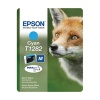 Epson T1282 Inkjet Cartridge Standard Yield 3.5ml Cyan. For use in Epson Stylus Office BX305F, S22, SX125, SX420W and SX425W printers. (Fox) EP46534