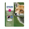 Epson T1283 Inkjet Cartridge Standard Yield 3.5ml Magenta. For use in Epson Stylus Office BX305F, S22, SX125, SX420W and SX425W printers. (Fox) EP46537
