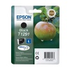 Epson T1291 Inkjet Cartridge High Yield 11.2ml Black. For use in Epson Stylus Office BX305F, BX305FW, BX320FW, BX525WD, BX625FWD, Stylus SX420W, SX425W, SX525WD and SX620FW. OEM: C13T12914010. (Apple)  EP46546